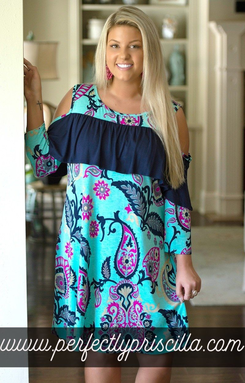 dress #printed #fall #cute #plussize #boutique #clothing ...
