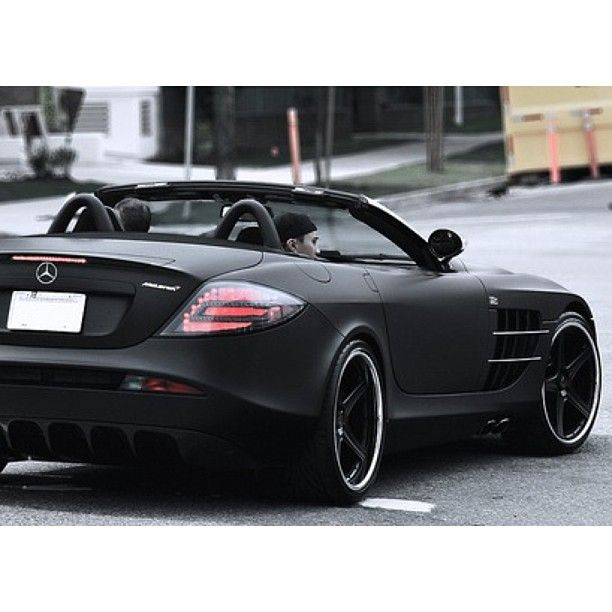 Mercedes SLR! Rate This Rear On A Scale Of 1-10
