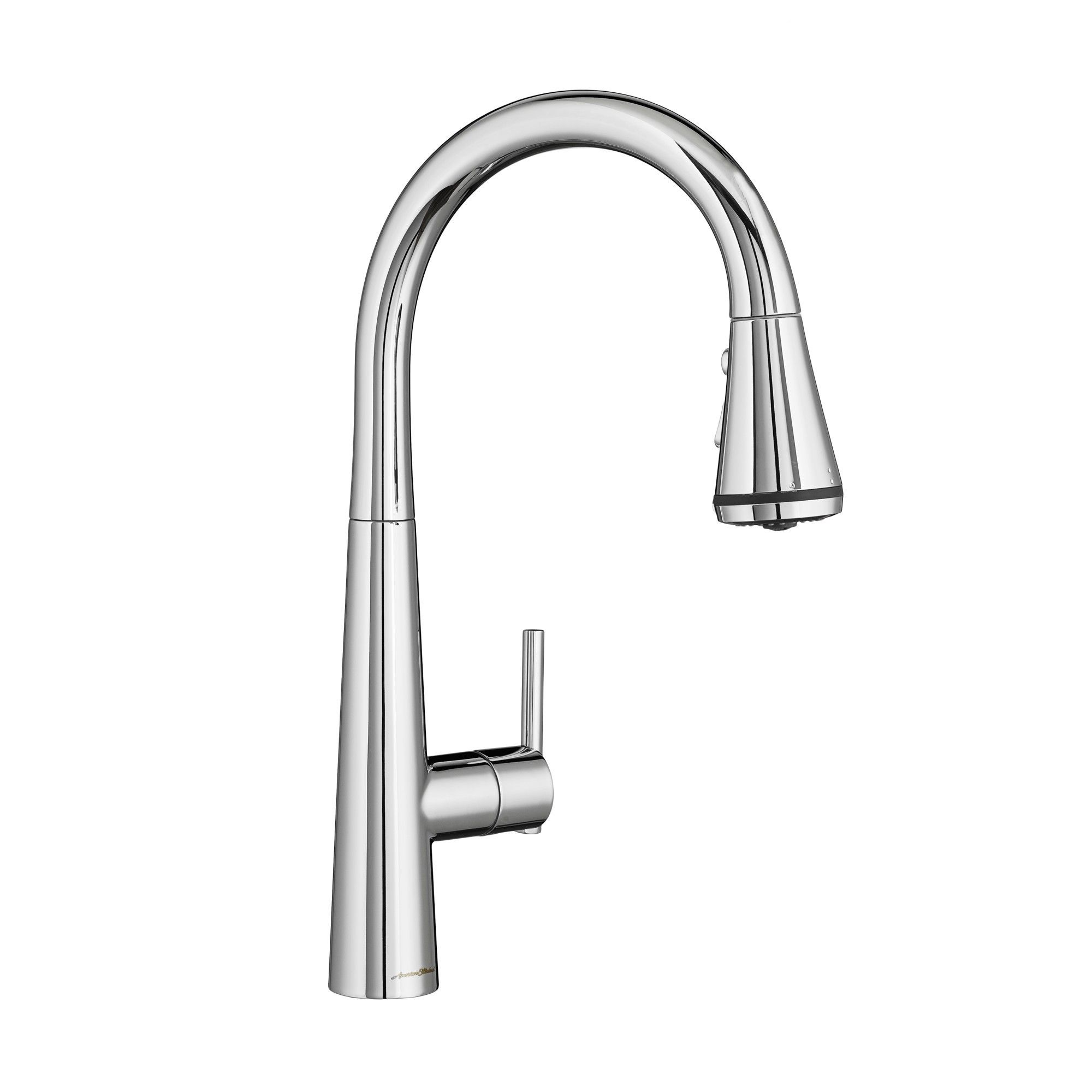 American Standard 4932 300 Edgewater Pull Out Spray Kitchen Faucet