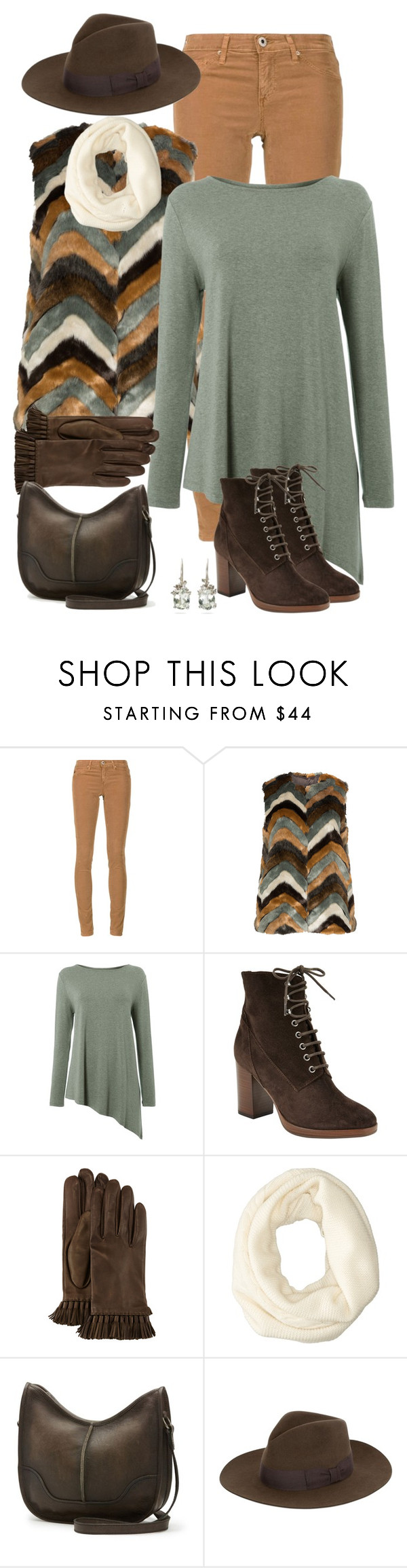 """""""Ankle Boots!"""" by susan0219 ❤ liked on Polyvore featuring AG Adriano Goldschmied, Samoon, Gray & Willow, John Lewis, Rebecca Minkoff, Lauren Ralph Lauren, Frye, Yves Saint Laurent and Ruth Tomlinson"""