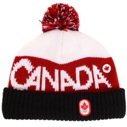 Canadian olympic team pom pom toque... I need one!!  a3d6f413e0a