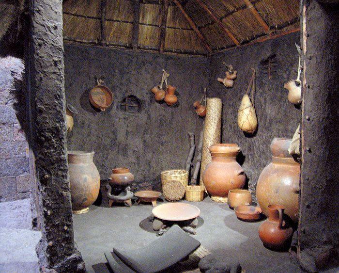 Ancient Homes Ancient Aztec Homes 052811 Ancient
