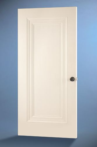 Basic White Interior Door