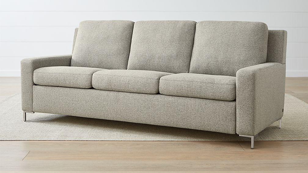 Bryson King Sleeper Sofa Reviews Crate And Barrel King Sofa