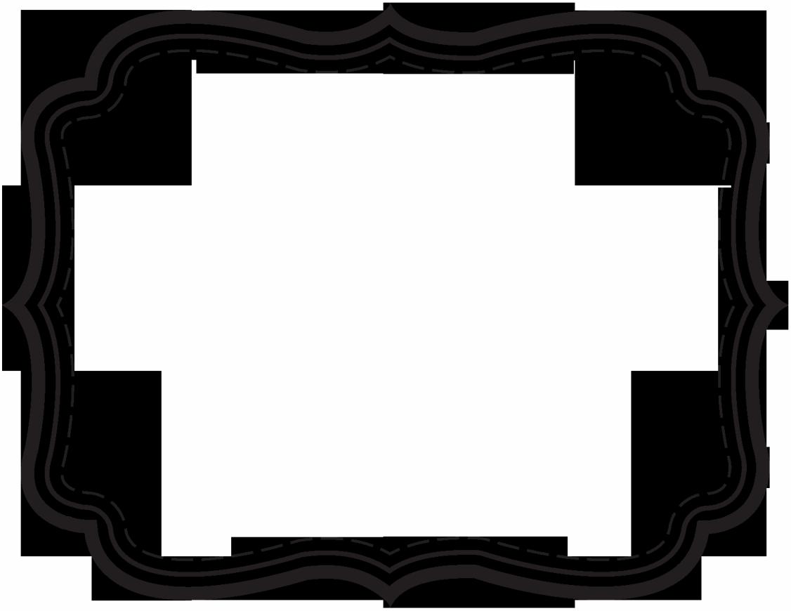 simple border clip art