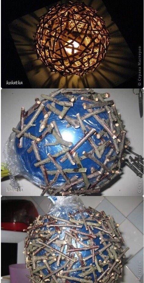 Interesting Lighting Idea
