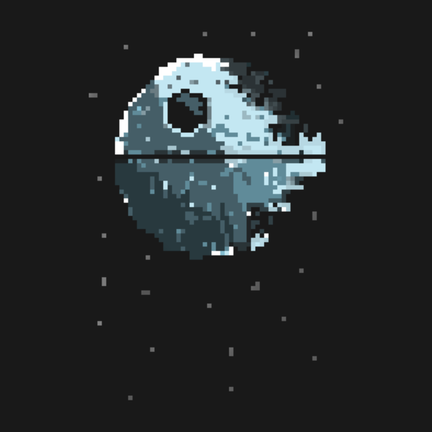 """""""Death of a Star""""   Check out this totally awesome #starwars tee! Buy it now from Teepublic @ http://buff.ly/13eQ4se  That's SO Geekin' Awesome! http://www.sogeekinawesome.com"""