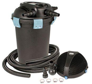 Aquascape UltraKlean Pond Filter And Pump Kits