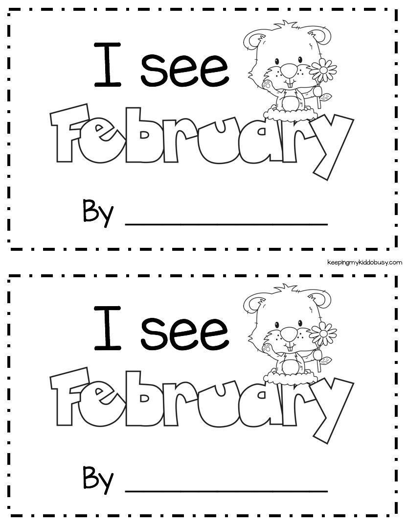 February Math Ela Pack Freebies Keeping My Kiddo Busy Kindergarten February February Math Kindergarten Reading [ 1078 x 832 Pixel ]