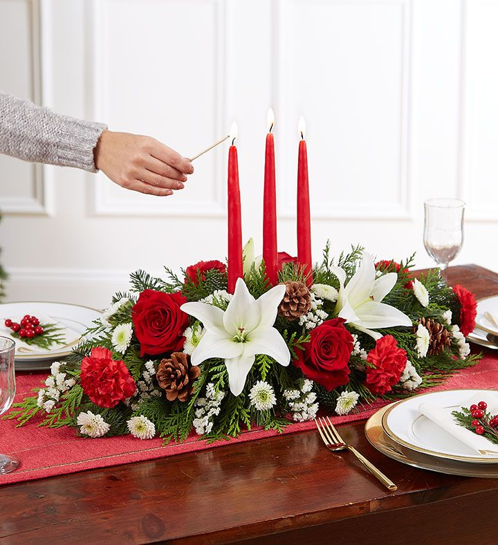 Your holiday table setting isn't complete without a ...