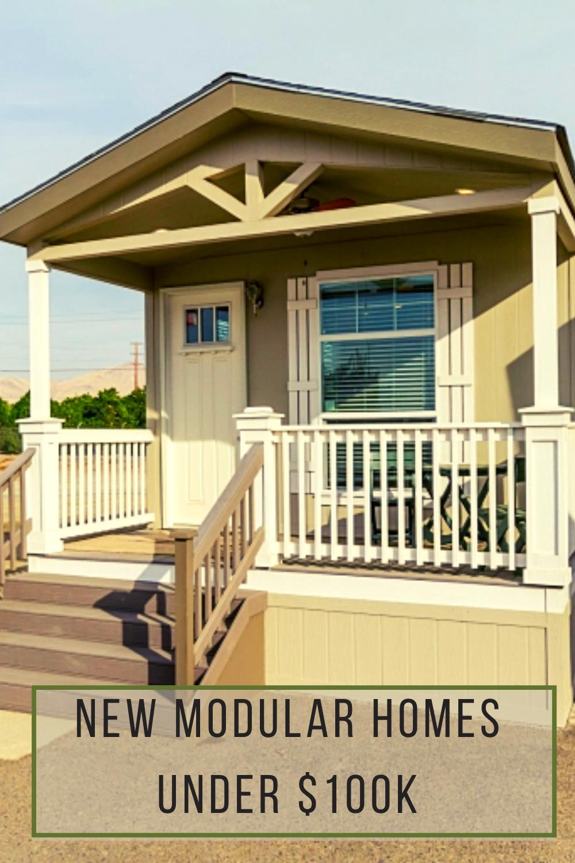 Pin on New modular Homes under 100k