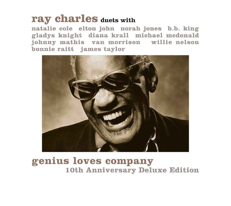 Ray Charles Genius Loves Company Genius Love Company Is Een Heerlijk Luisteralbum Waarop Ray Charles Duetten Zingt Met O Ray Charles Norah Jones Van Morrison