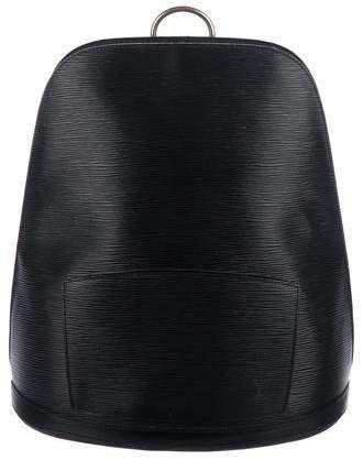 7aba839219df Louis Vuitton Epi Gobelins Backpack