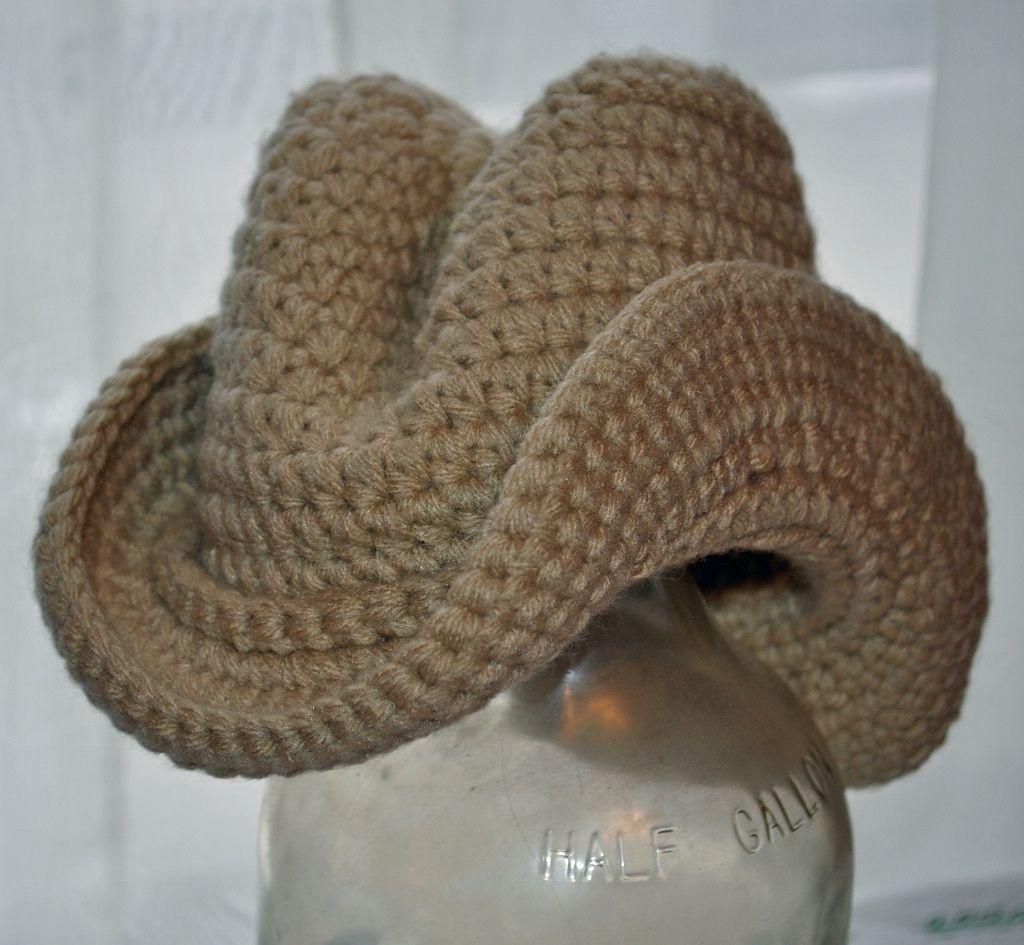 Ravelry: Boot Scoot'n Cowboy Hat by Elizabeth Alan ...