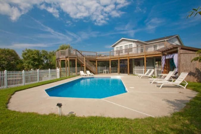 private pool cottage vacation rental in virginia beach from vrbo rh pinterest com