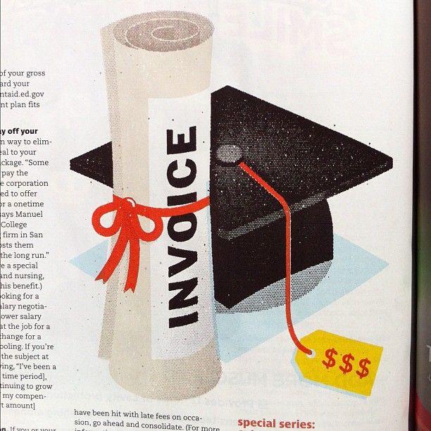 Mikey Burton on student debt