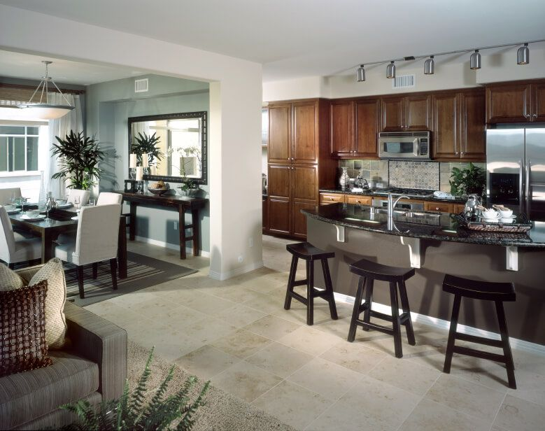 Living Room And Kitchen Design 30 Custom Luxury Kitchen Designs That Cost More Than $100000