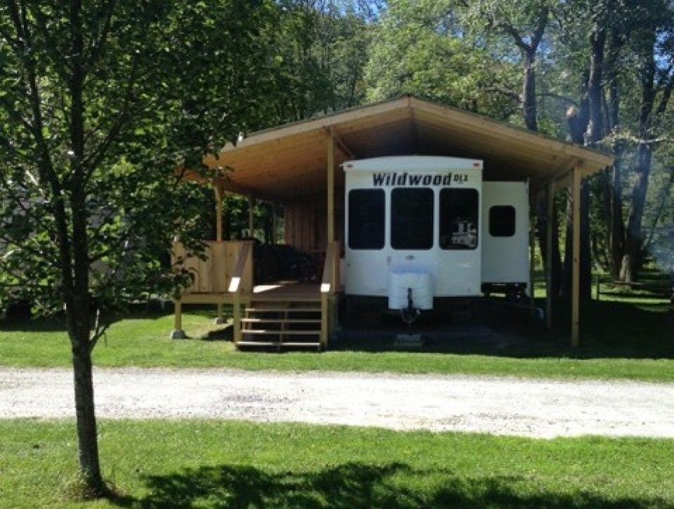 Seasonal Park Membership Trailer living, Camper living