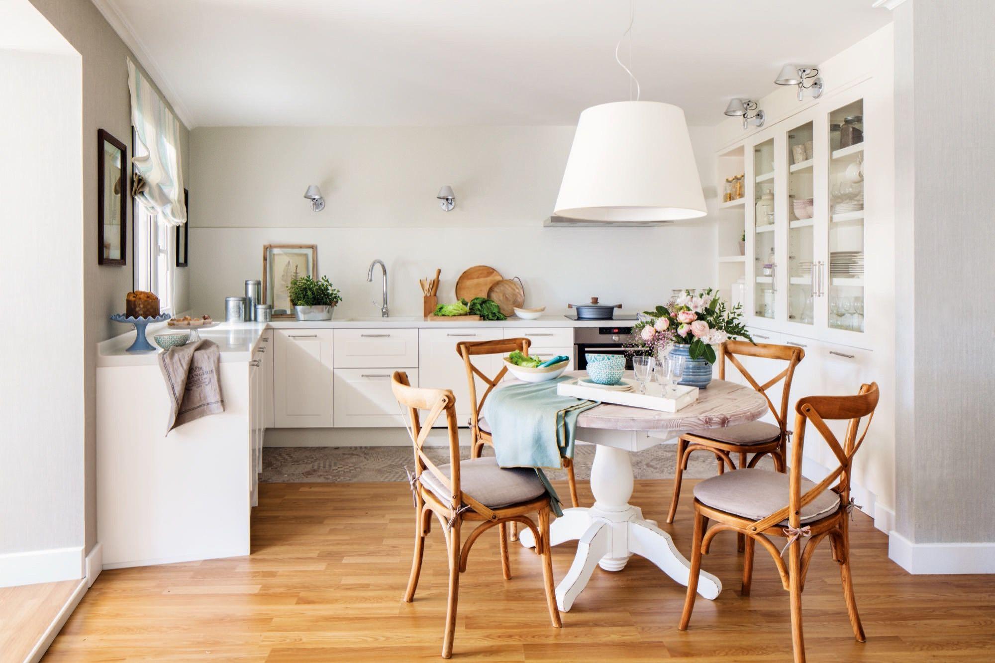 Una nueva cocina-comedor | El Mueble | Pinterest | Kitchen, Kitchen ...