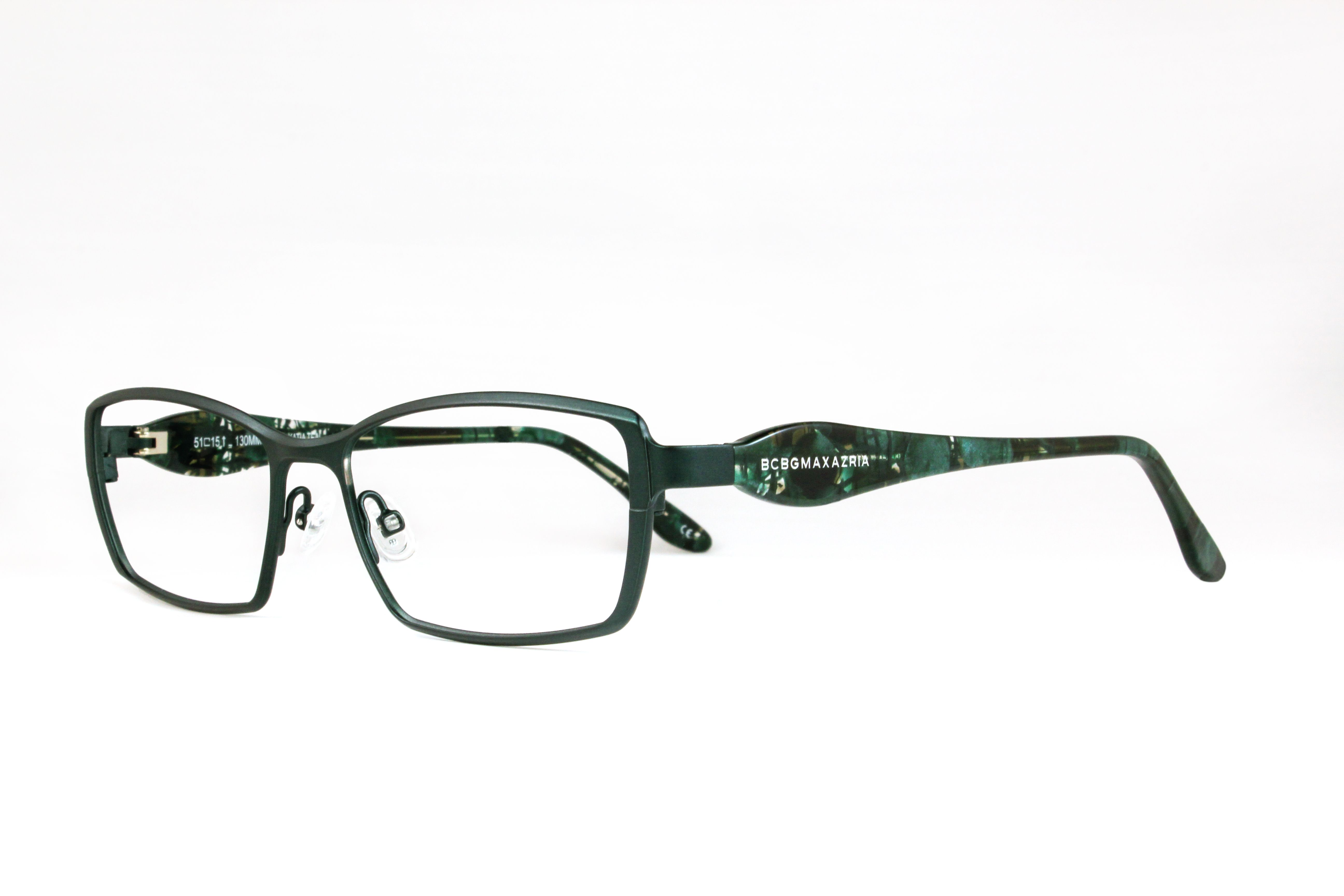 Look at these emerald beauties from BCBG #bcbgmaxazria #eyewear ...