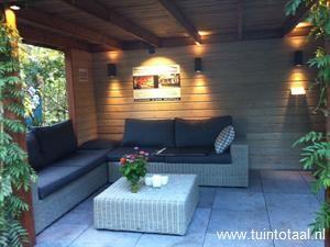 tuinverlichting overkapping - Google zoeken - veranda | Pinterest ...