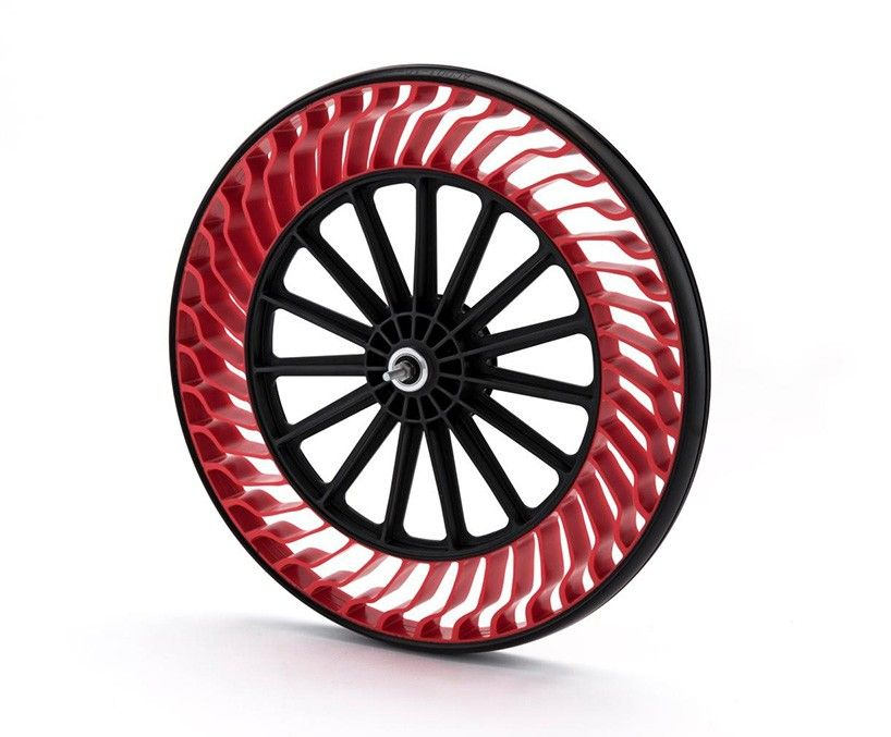 Bridgestone S Air Free Bicycle Tires Let You Wave Goodbye To