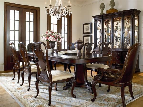Elegant Dining Room Set To Bring Charm To Your Home Found At The Furniture  Mall Of Kansas In Topeka, Or Lawrence, KS.