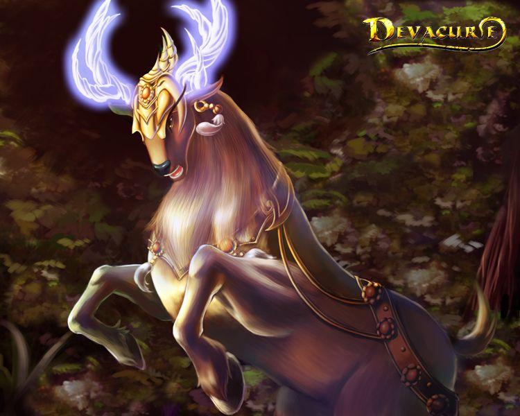 Devacurse Card Game1 by noobest Cards, Superhero, Beast
