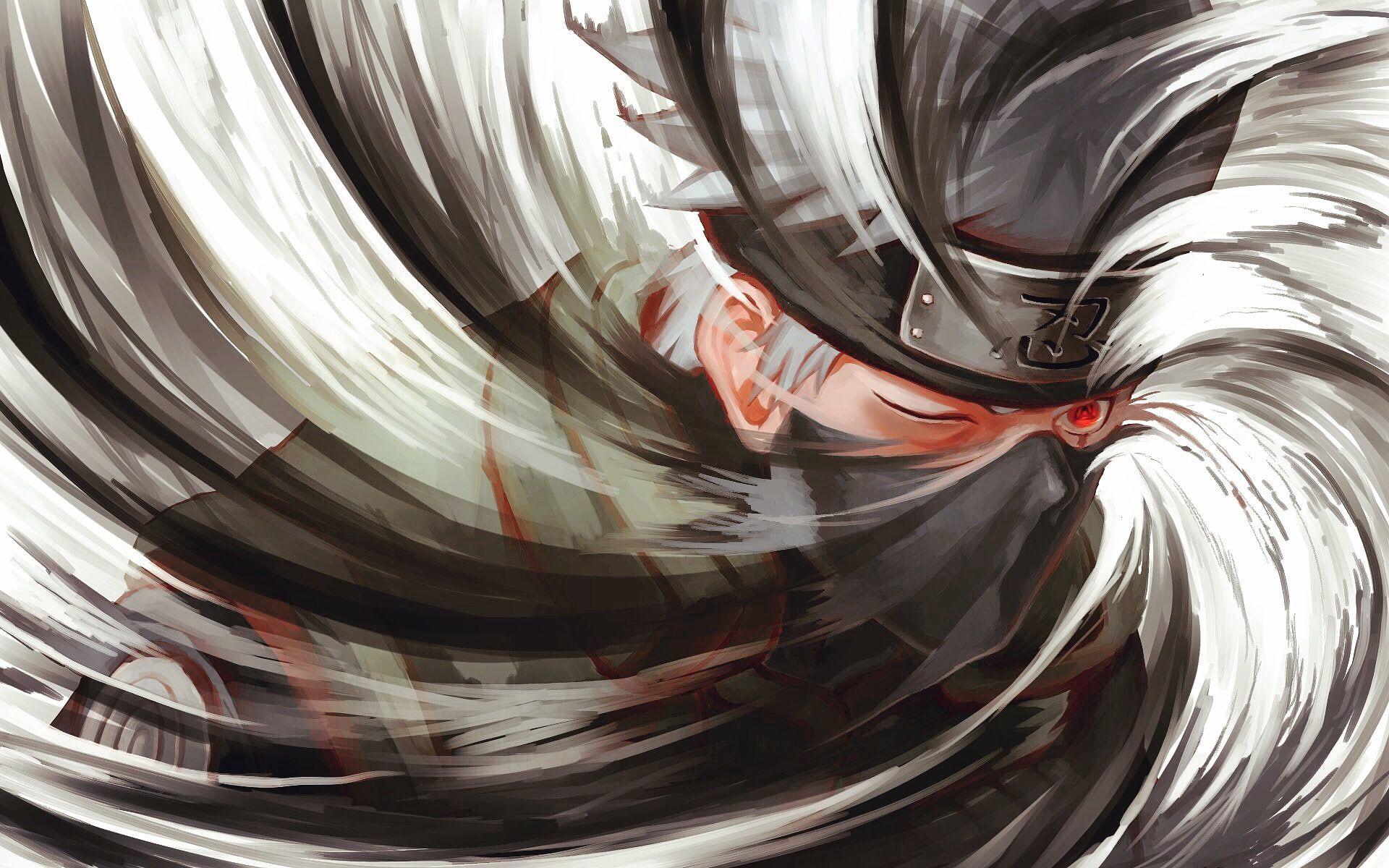 Anime Naruto Kakashi Hatake 1080p Wallpaper Hdwallpaper