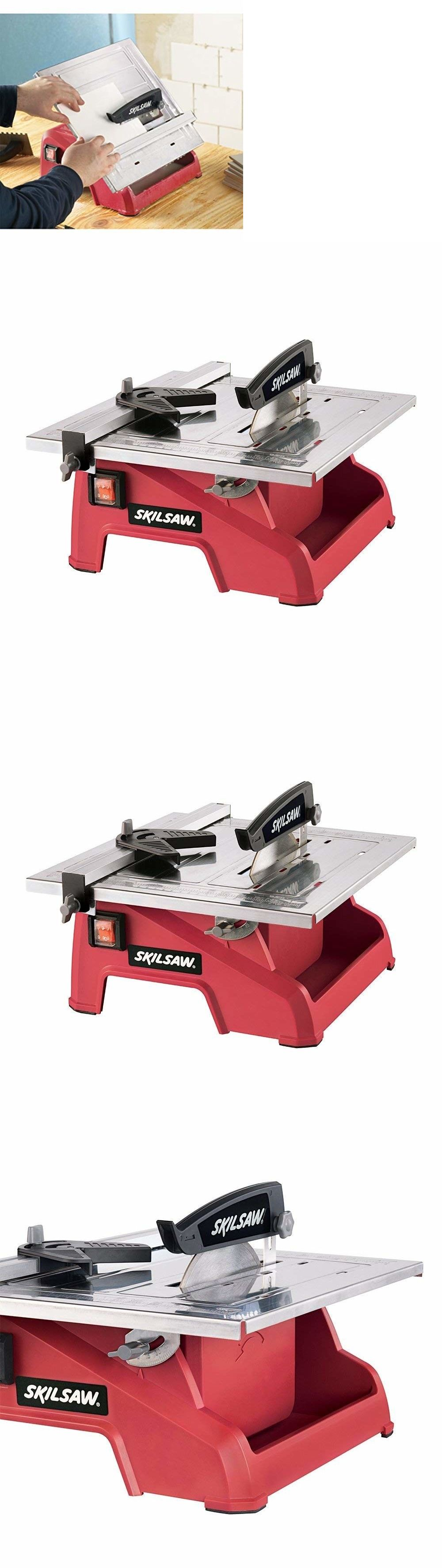 Tile Saws 122836 Skil 3540 02 7 Inch Wet Tile Saw Buy It Now Only 103 75 On Ebay Tile Saw Tile Saws Skil