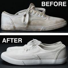 laver chaussure new balance