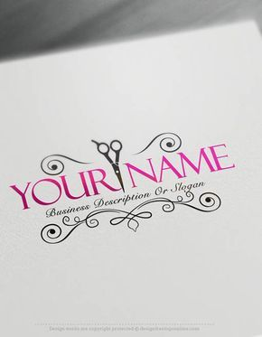 Exclusive logo design hair salon logo images free business exclusive logo design hair salon logo images free business cardcreate a hairdresser logo with design online logo get free compatible busin reheart Images