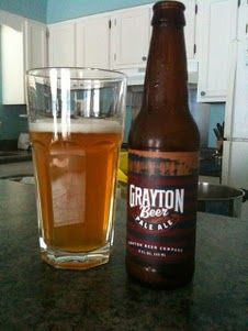 Grayton Beer - I'll drink to that!