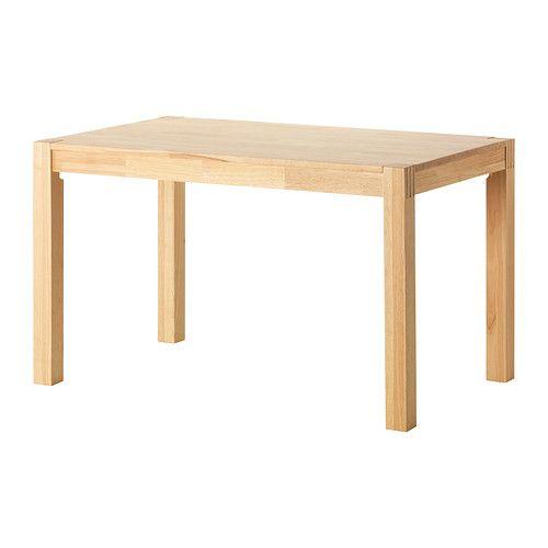 Nordby Tisch Gummibaum Ikea Deutschland Mesas