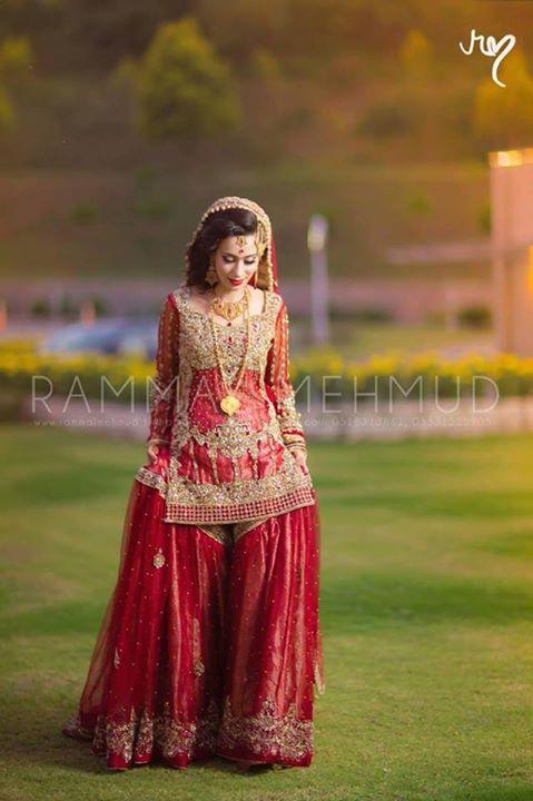 Pakistani Designer Bridal Dresses 2016  #BridalDresses2016 #DesignerBridalDresses2016 #DesignerBridalDresses