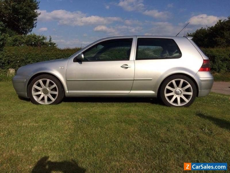 Car For Sale Vw Golf Mk 4 Gt Tdi 1 9 Diesel Silver
