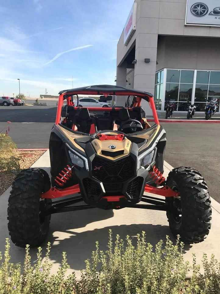 Can Am X3 For Sale >> New 2017 Can Am Maverick X3 X Rs Turbo R Atvs For Sale In