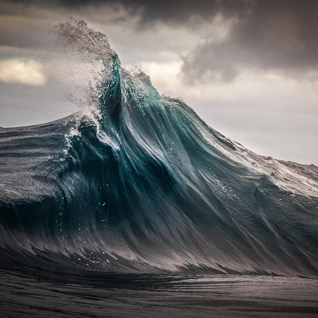 Philip Thurston On Instagram Gaining Respect Is Better Than Gaining Riches Wordfortoday Ocean Waves Surf Trip Surfing Waves
