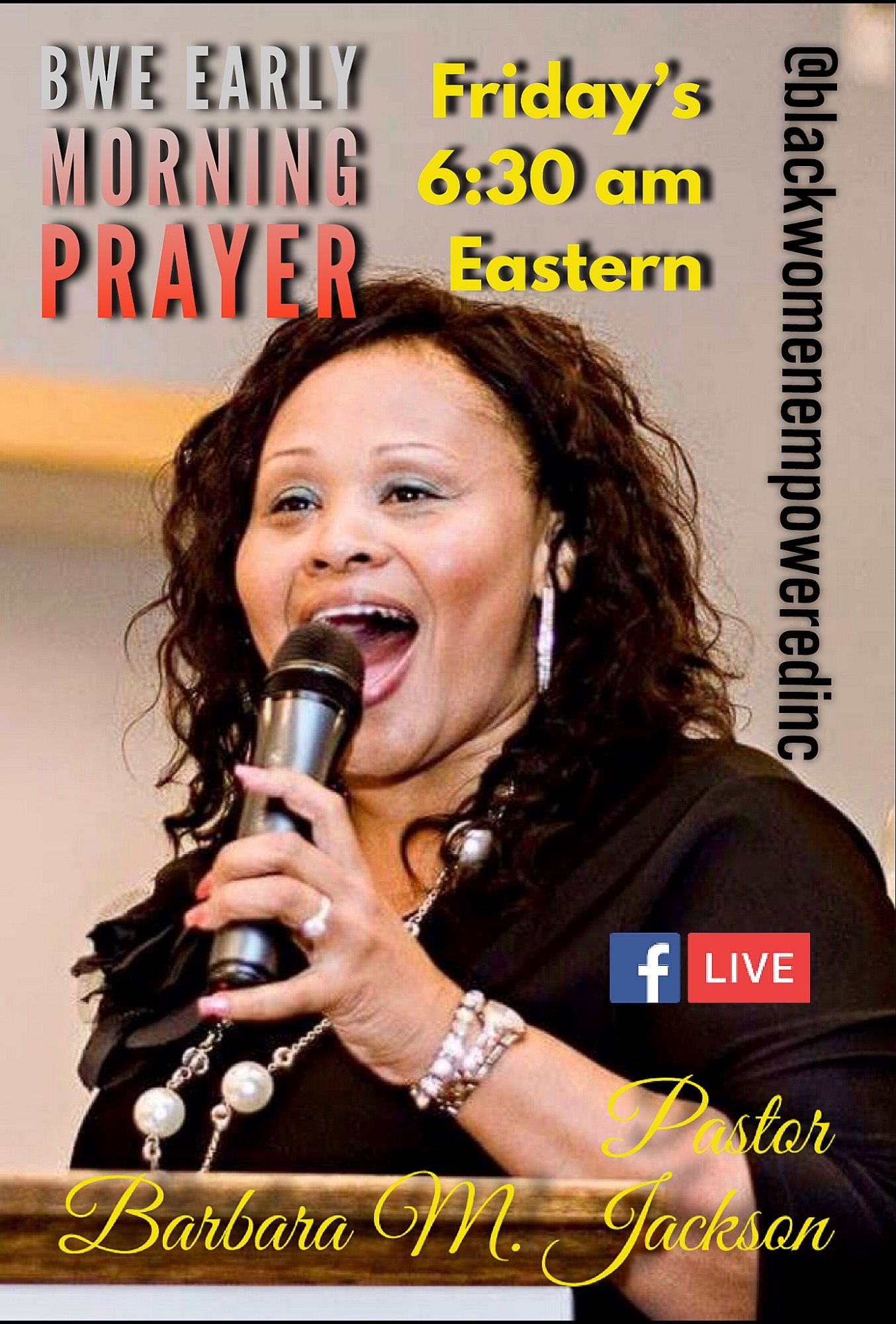 Tune in this morning JESUS is the REASON Prayers