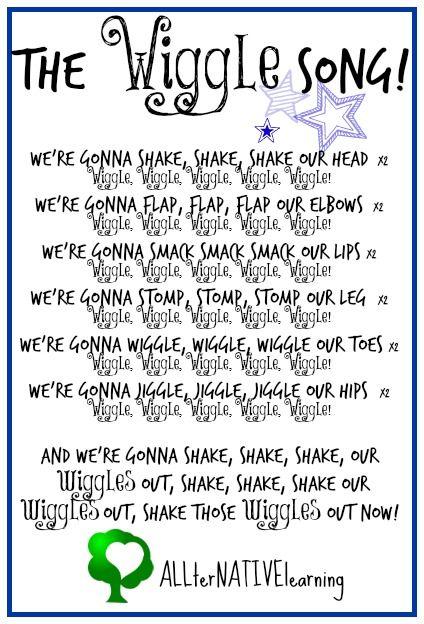 Preschoolers Songs