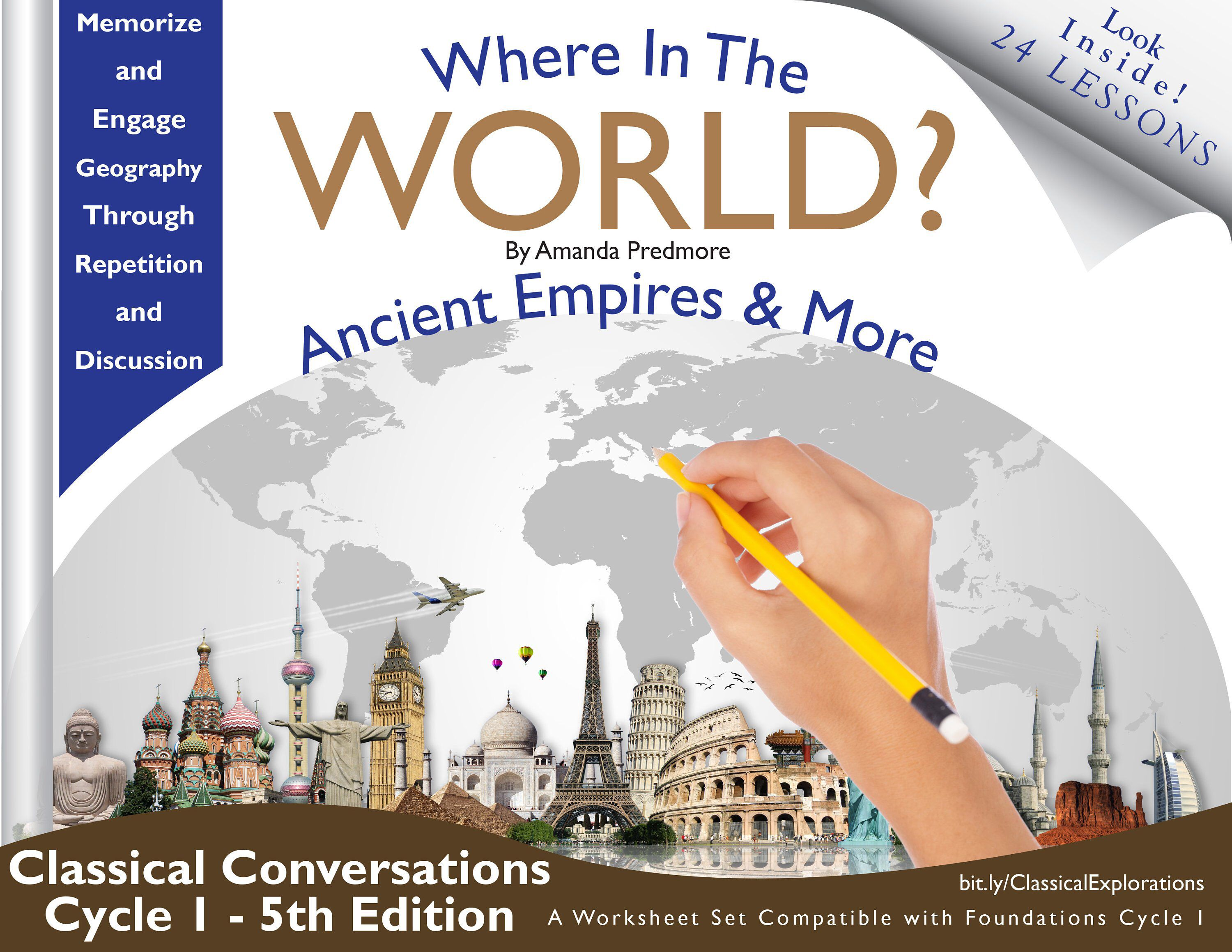 Where In The World Geography Ancient Empires Amp More