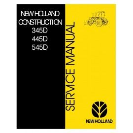 new holland reparations new holland ford 345d 445d 545d operators rh pinterest com new holland ls170 owners manual pdf new holland ls170 service manual free
