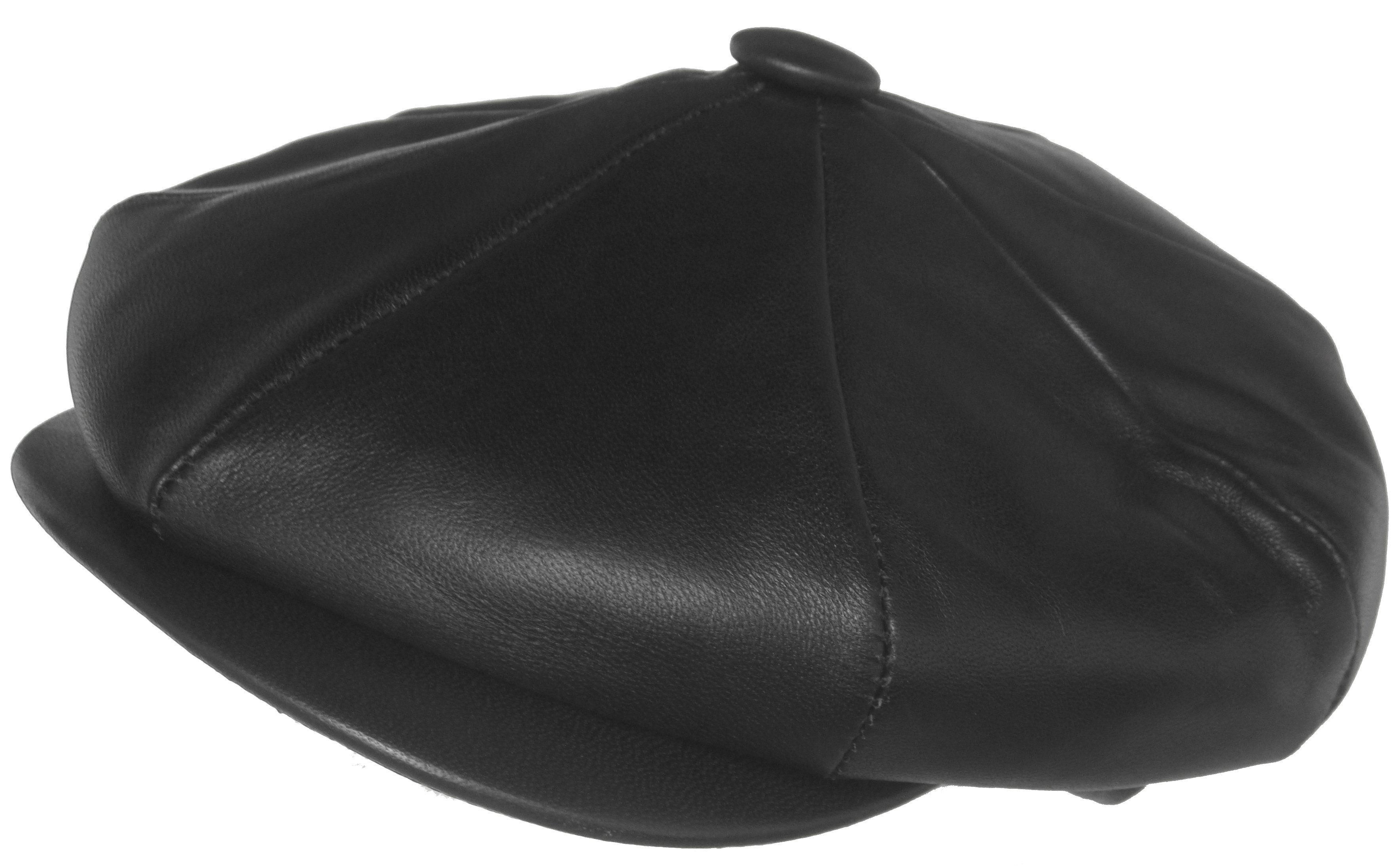 Broner Patchwork Linen 8//4 Newsboy Cap Made In USA Gatsby Hat