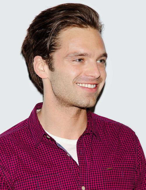 His Skin And Hair Just Look So Soft So Soft So Soft Sebastian Stan Bucky Barnes Sebastian
