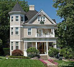 victorian style house - Google Search