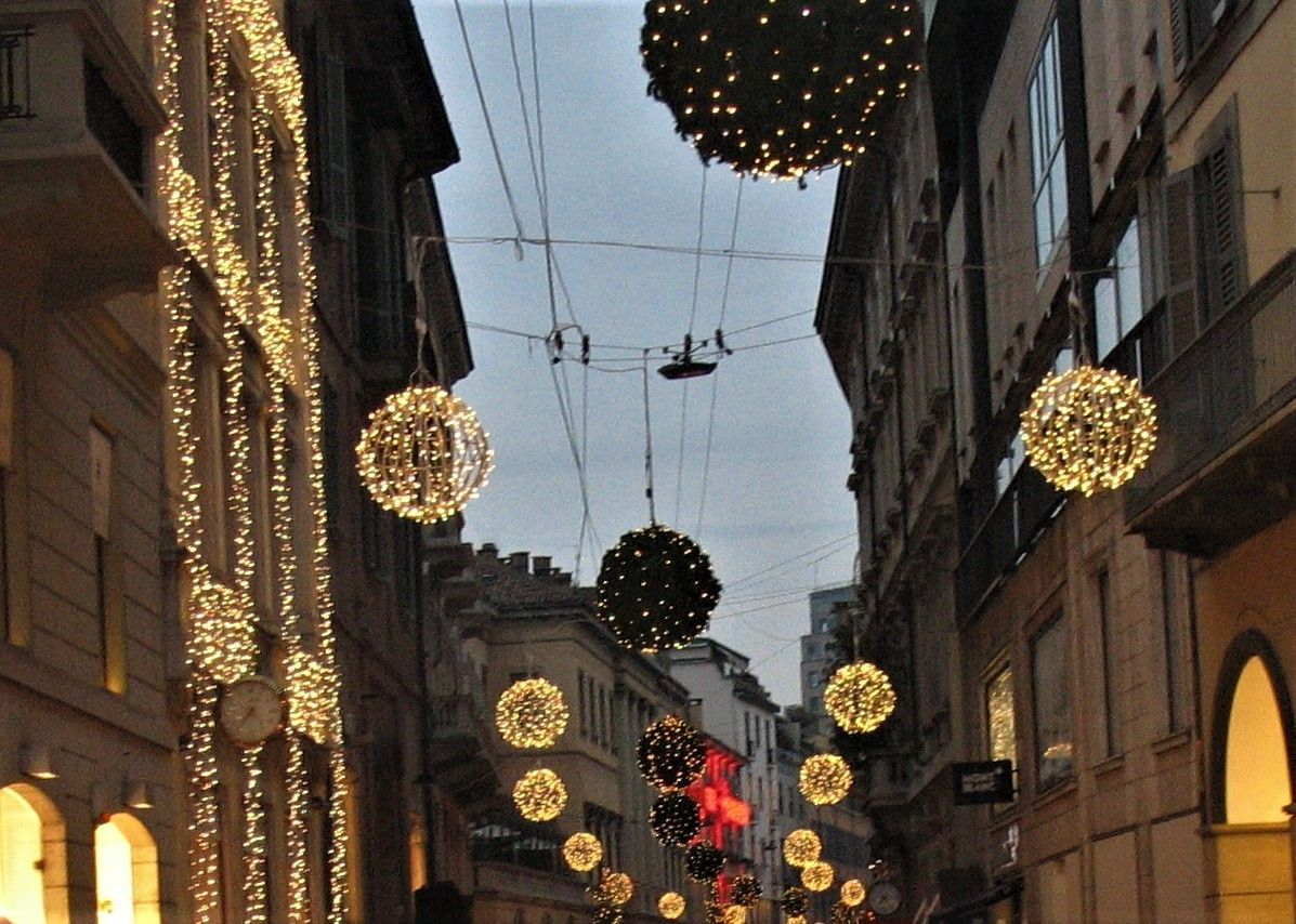 Pin di Mariano Atomic su Milano Natale 2016 (con immagini