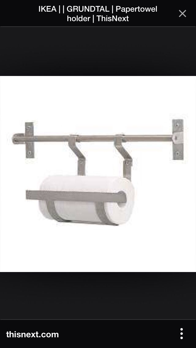 Ikea Paper Towel Holder