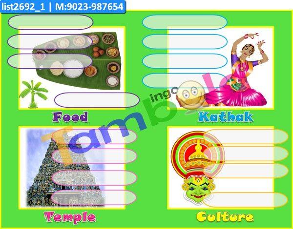 Chennai Items Anywhere 1 in theme Chennai as Word kukuba