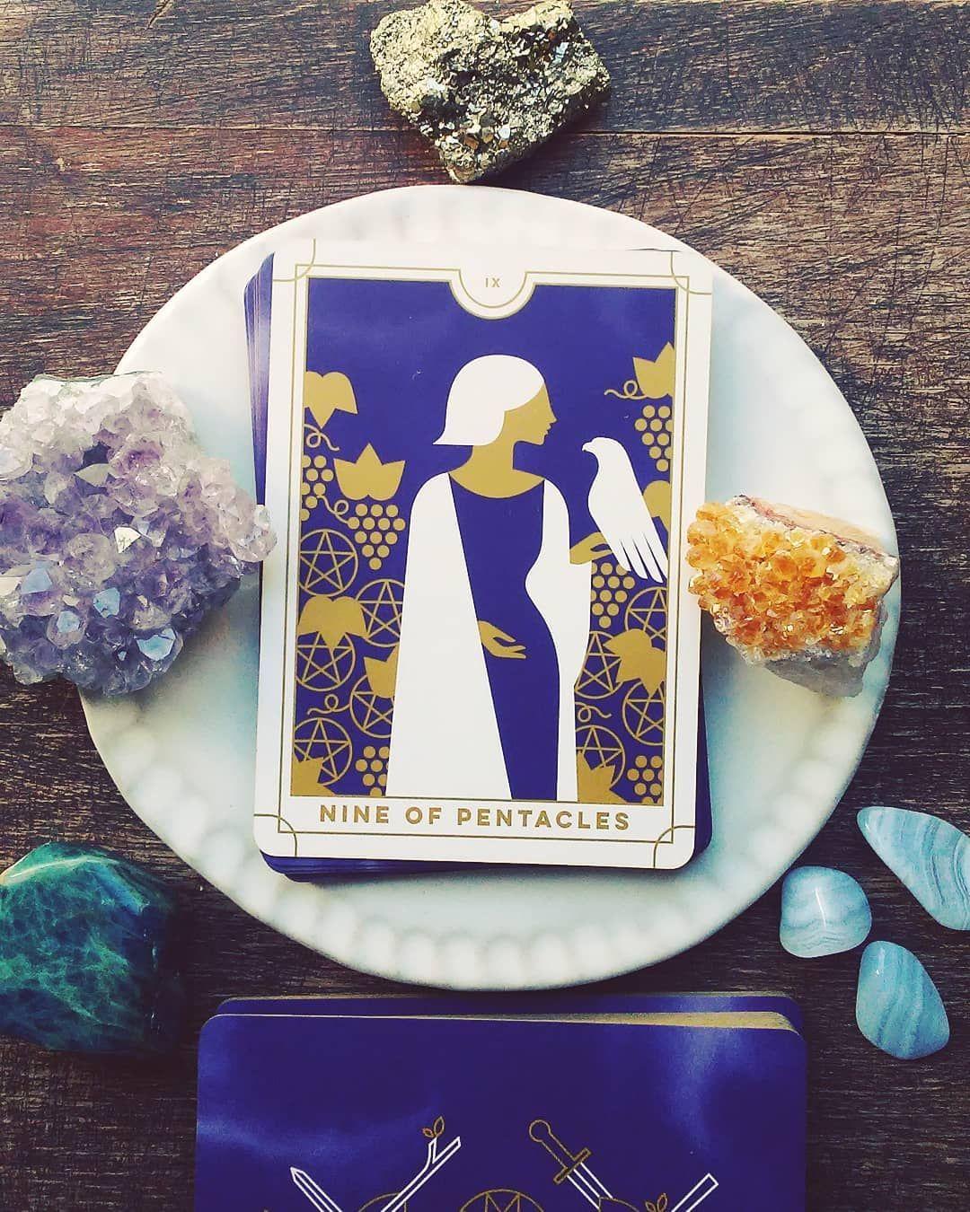 Everyday tarot deck by brigit esselmont of biddy tarot