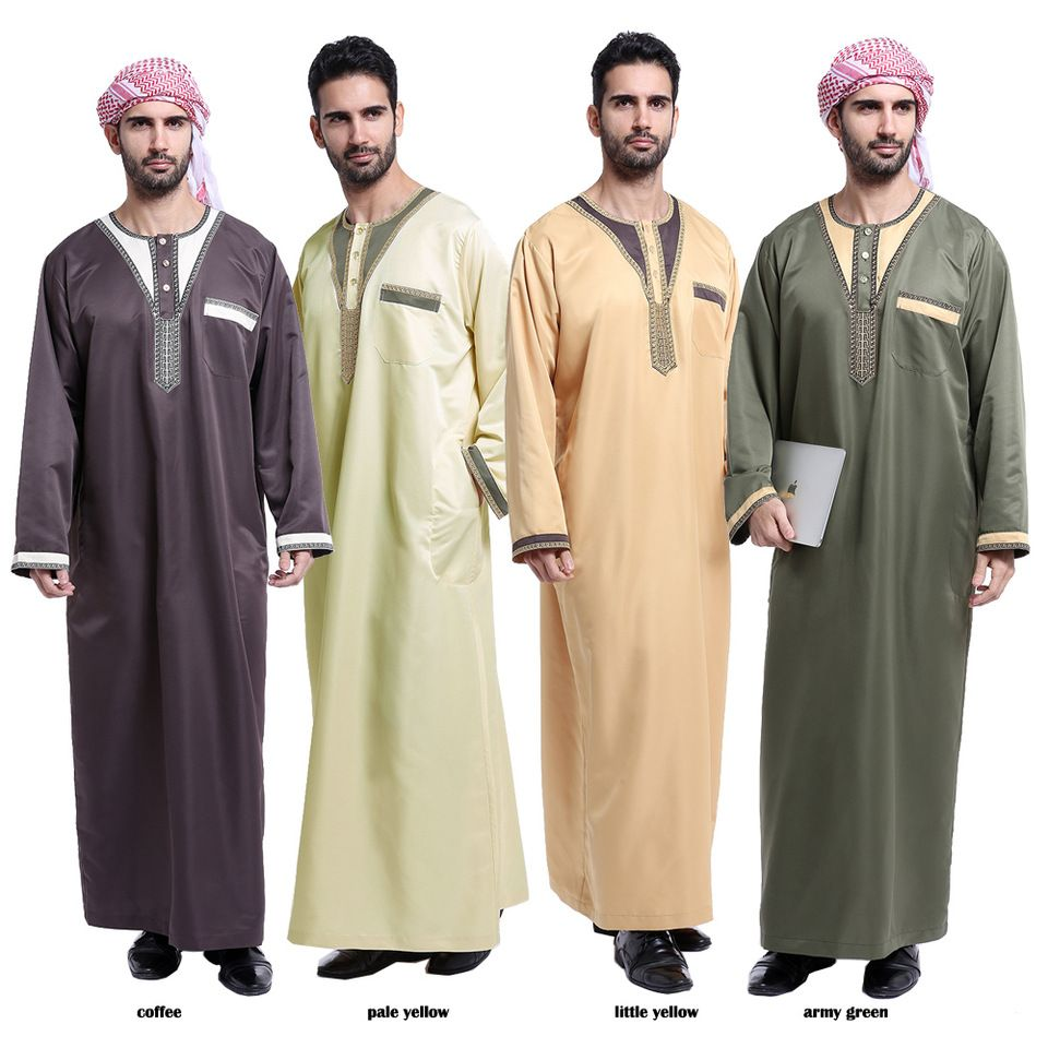 Time to source smarter!  Muslim men clothing, Islamic clothing